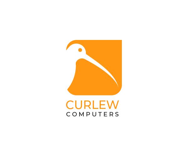 CurlewComputersLogoConcept1