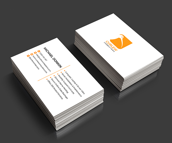 CurlewComputersBusinessCard